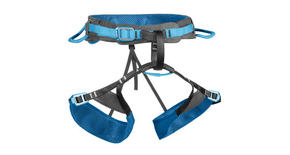 Salewa Rock klimgordel M/L grijs/blauw